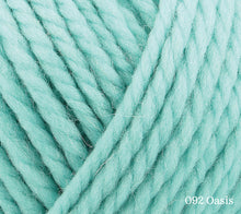 Load image into Gallery viewer, A close up of Rowan Big Wool in 092 Oasis