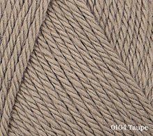 Load image into Gallery viewer, A close up of Rowan Baby CashSoft Merino in 104 Taupe