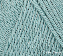 Load image into Gallery viewer, A close up of Rowan Baby CashSoft Merino in 0108 Sea Green