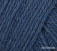Load image into Gallery viewer, A close up of Rowan Baby CashSoft Merino in 0112 Denim