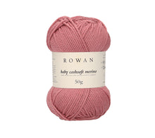 Load image into Gallery viewer, A ball of Rowan Baby CashSoft Merino