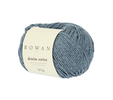 Load image into Gallery viewer, A ball of Rowan Denim Revive