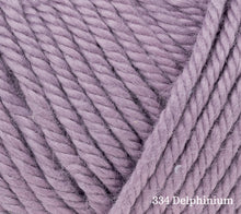 Load image into Gallery viewer, A close up of Rowan Handknit Cotton in 334 Delphinium