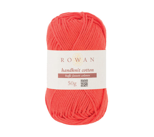 A ball of Rowan Handknit Cotton