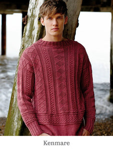 A model wearing Kenmare