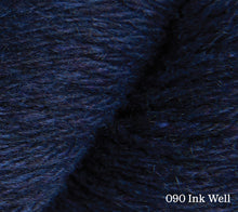 Load image into Gallery viewer, A close up of Rowan Pure Cashmere in 090 Ink Well