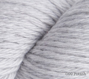 A close up of Rowan Pure Cashmere in 099 Potash