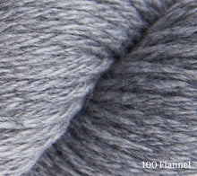 Load image into Gallery viewer, A close up of Rowan Pure Cashmere in 100 Flannel