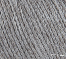 Load image into Gallery viewer, A close up of Rowan Soft Yak DK in 232 Plain
