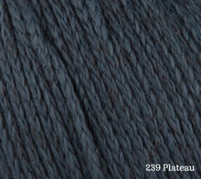 Load image into Gallery viewer, A close up of Rowan Soft Yak DK in 239 Plateau