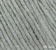 Load image into Gallery viewer, A close up of Rowan Soft Yak DK in 248 Coast