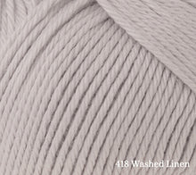 Load image into Gallery viewer, A close up of Rowan Summerlite 4ply in 418 Washed Linen