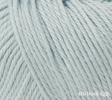 Load image into Gallery viewer, A close up of Rowan Summerlite 4ply in 419 Duck Egg