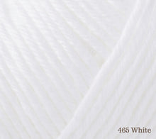 Load image into Gallery viewer, A close up of Rowan Summerlite DK in 465 White