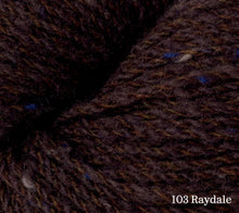 Load image into Gallery viewer, A close up of Rowan Valley Tweed in 103 Raydale