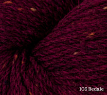 Load image into Gallery viewer, A close up of Rowan Valley Tweed in 106 Bedale