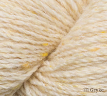 Load image into Gallery viewer, A close up of Rowan Valley Tweed in 111 Gryke
