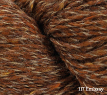 Load image into Gallery viewer, A close up of Rowan Valley Tweed in 117 Embsay