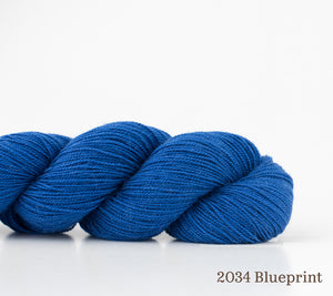 A skein of Shibui Cima in 2034 Blueprint
