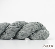 Load image into Gallery viewer, A skein of Shibui Cima in 2035 Fog