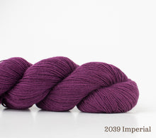 Load image into Gallery viewer, A skein of Shibui Cima in 2039 Imperial