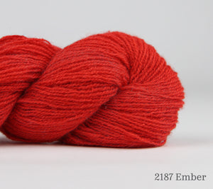 A skein of Shibui Pebble in 2187 Ember