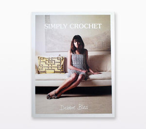 Book cover of Simply Crochet