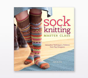 A cover of Sock Knitting Master Class