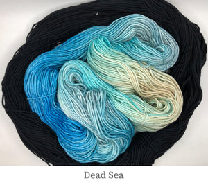 Stephanie's Stacked Colour Cowl kit in Dead Sea