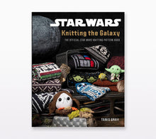Load image into Gallery viewer, Star Wars Knitting the Galaxy