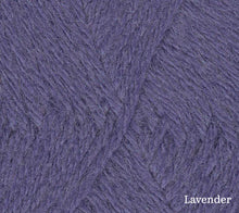 Load image into Gallery viewer, A close up of Teenie Weenie Wool in Lavender