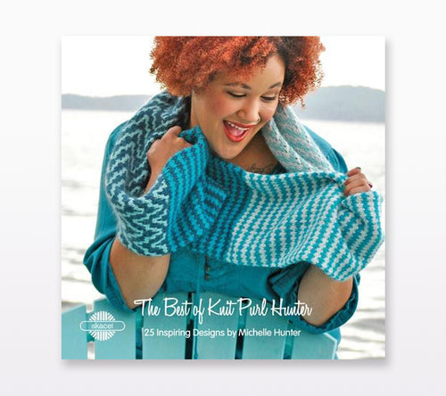 The book cover of The Best of Knit Purl Hunter