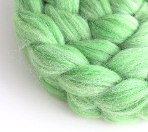Products The Fibre Imp Merino and Baby Alpaca Roving Braid