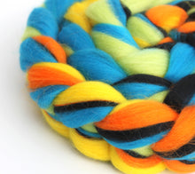 Load image into Gallery viewer, The Fibre Imp Merino Roving Braid