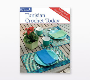 Cover of Tunisian Crochet Today