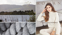 Load image into Gallery viewer, Rowan Pure Cashmere
