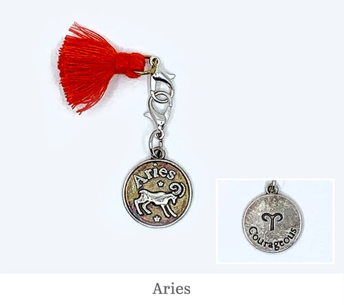 Zodiac Single Charm Set: Aries