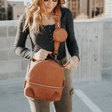 Wide Canvas Strap with Pouch (PRE-ORDER)