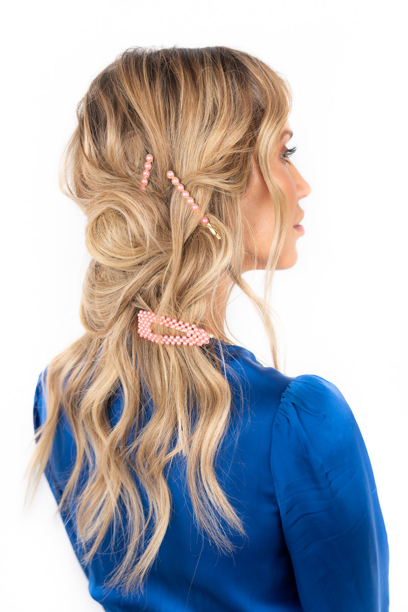 The Sparkler Barrette Set