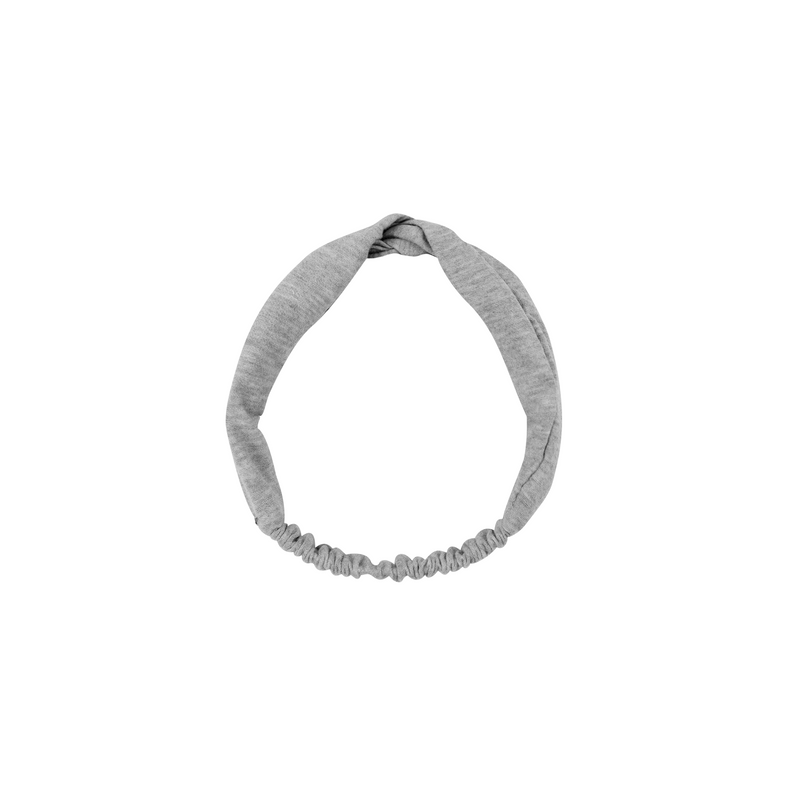 The Sydnee Headband - Dew Tried & True - Heather Grey