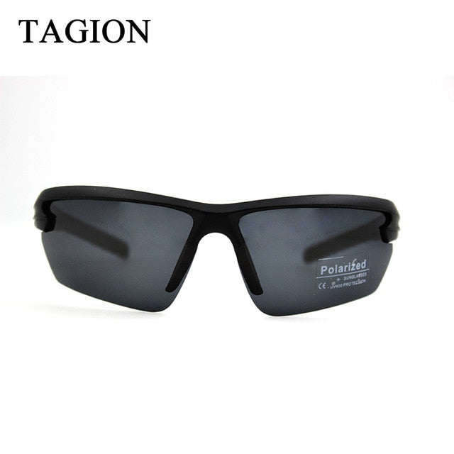 8612543db12a ... Men s Polarized Sunglasses Sport Goggles Outdoor Polarizing Glasses  High Quality ...
