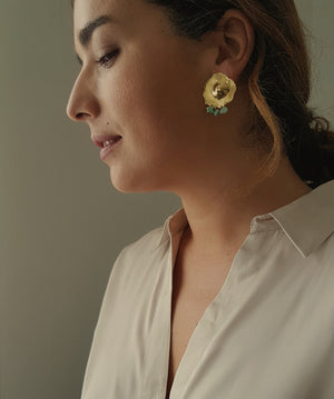 INÉS TURQUOISE EARRINGS