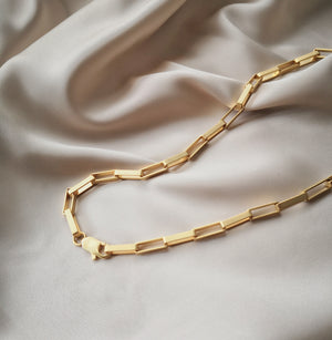 VINTAGE STYLE CHAIN NECKLACE