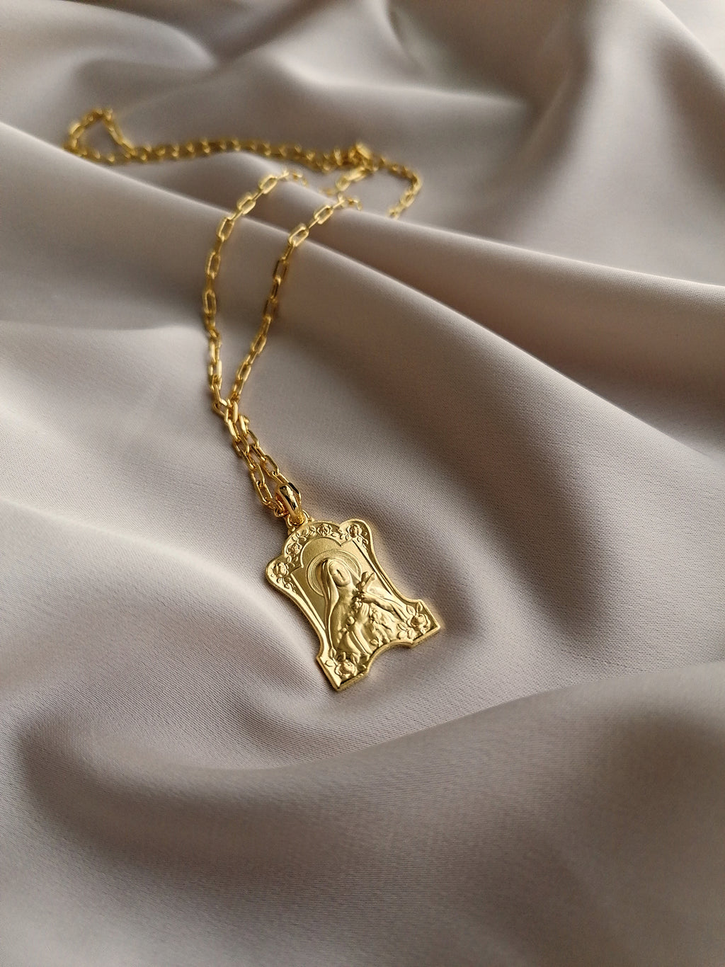 ST TERESA NECKLACE