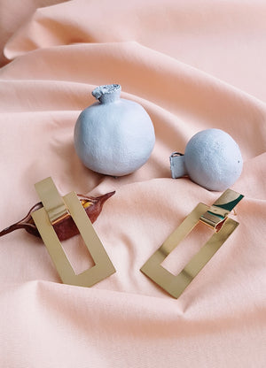 OTE I STATEMENT EARRINGS