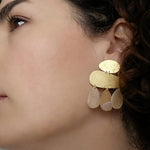 DITA I ABSTRACT STATEMENT EARRINGS