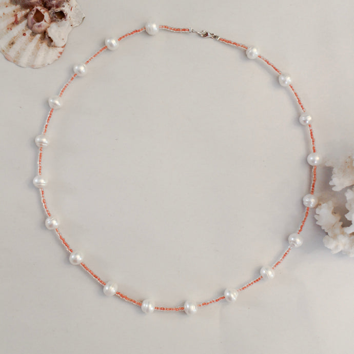 Tovere Beaded Necklace