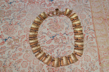 Load image into Gallery viewer, Anne Klein Gold Collar Necklace