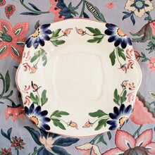 Load image into Gallery viewer, Floral Hand Painted Baker & Co. Dish