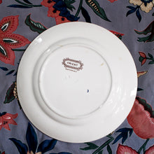 Load image into Gallery viewer, Orient Davenport Floral & Bird Plate